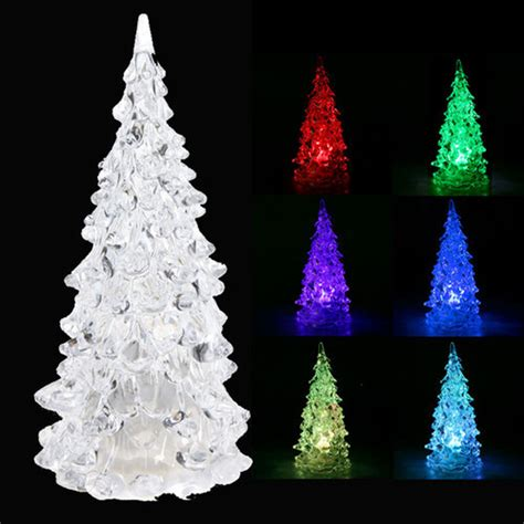 color changing tree lights led tree 7 colors changing
