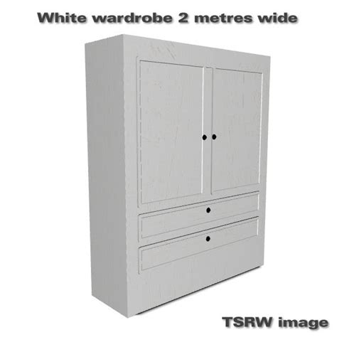 Wide White Wardrobe by Simming In Magnificent Style White Wardrobe 2 Metres Wide