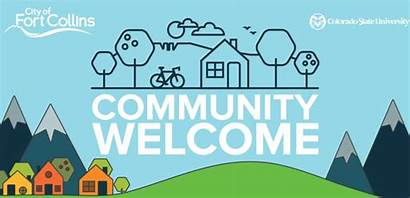 Community Welcome Volunteers Needed Graphic State Annual