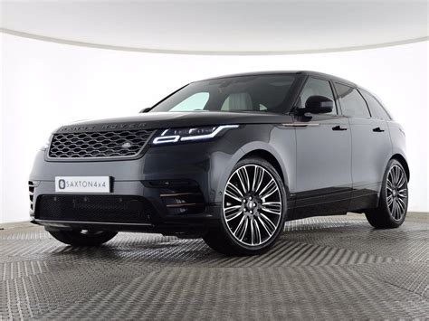 Modifikasi Land Rover Range Rover Velar by Used Land Rover Range Rover Velar 3 0 D300 R Dynamic Hse