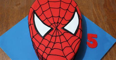 flour bin     easy spider man cake