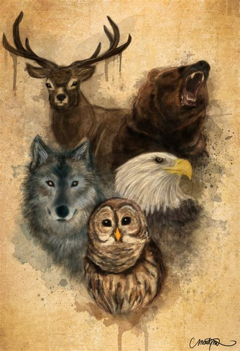 native animals  ejlen  deviantart