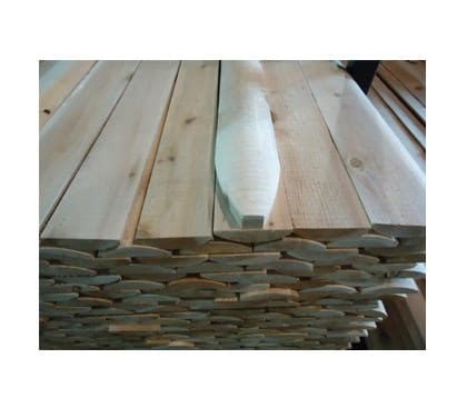 white cedar fencing capital forest products