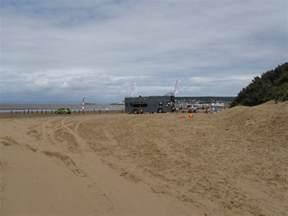 uphill beach and sand dunes picture of uphill slipway