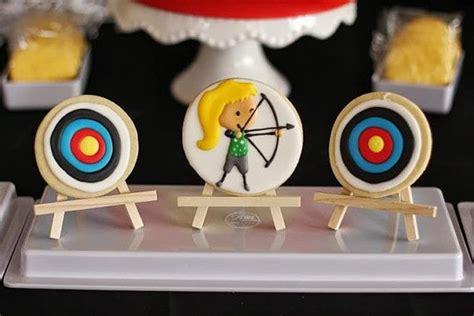 archery wedding ideas  love