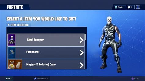 fortnite gifting how to gift skins in fortnite fortnite gifting system