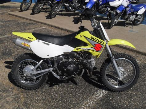 Suzuki Drz 110 For Sale by Suzuki Dr Z 110 Motorcycles For Sale In Lewisville