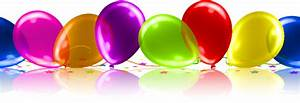 Pics For > Balloons Party Png