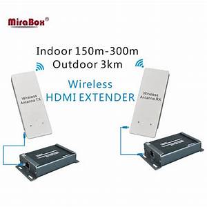 Support HD HDMI Wireless transmitter and receiver wireless ...