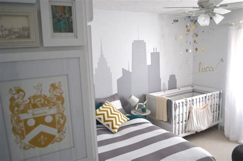 """welcome Home"" Nursery And Guest Room Redesign Project"