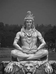 Shiva statue in Rishikesh, India | Statues | Pinterest ...