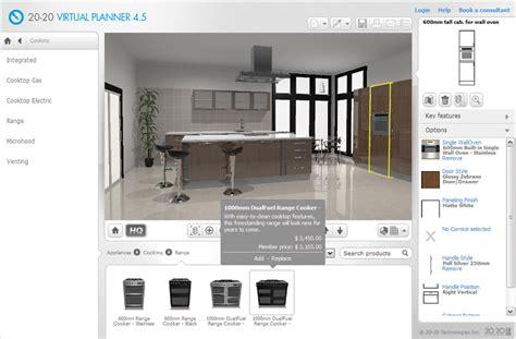 kitchen interior design software 2020 planner 3d space planning application