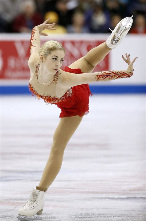 gracie gold wins    figure skating title