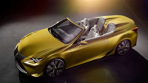 wallpaper lexus lf  supercar concept gold luxury cars test drive cars bikes