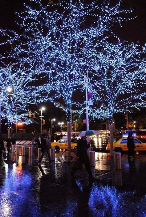 nyc holiday lights amazing architecture design art and