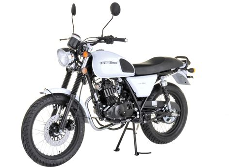 125cc Direct Bikes Storm Motorcycle