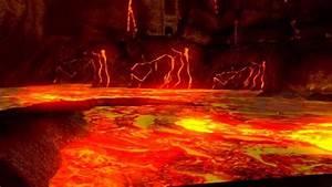 Demon Ruins - Lava Cooling Off