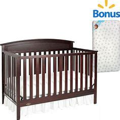 Graco Rory Espresso Dresser by Graco Rory 5 In 1 Convertible Fixed Side Crib Your Choice