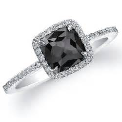black wedding rings with diamonds why choose black engagement rings pink earrings