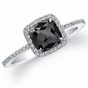 Why Choose Black Diamond Engagement Rings Pink Diamond