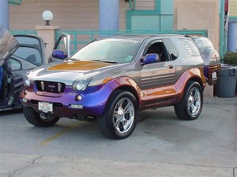 2001 Isuzu Vehicross by Soundjamz 2001 Isuzu Vehicross Specs Photos Modification
