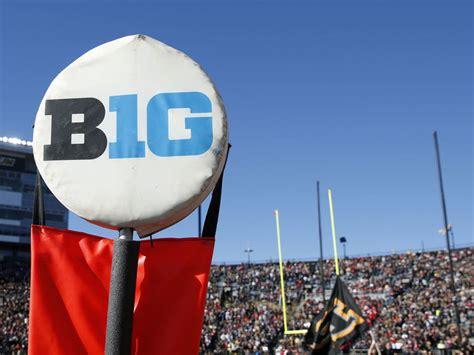 Big Ten releases full 2020 football schedule | theScore.com