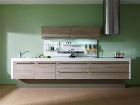 cuisine lineaire design dix idees pour petites cuisines inspiration cuisine