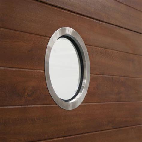 hublots de portes sectionnelles composants pour toutes les fermetures du batiment