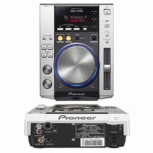 Pioneer Mp3 Player : pioneer cdj 200 pro cd mp3 player mintu electronics ~ Kayakingforconservation.com Haus und Dekorationen