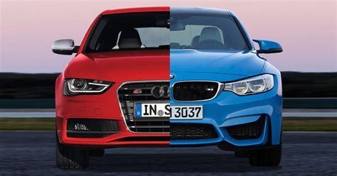 Audi S5 Vs Bmw M3 by Payne Teutonic Sedan Showdown Bmw M3 Vs Audi S4