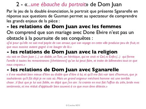 Dom Juan Resume Acte 1 by Dom Juan Acte 1 2