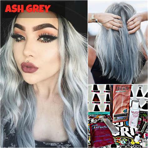 Ash Hair Dye by Ash Grey Hair Dye Colour Sale Health Hair