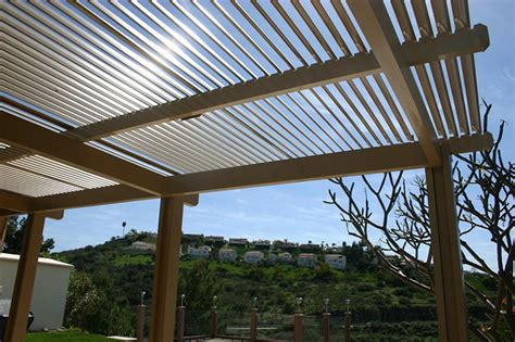 solara adjustable covers san diego residential patios