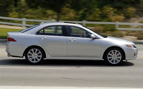 2006 Acura Tsx Ground Clearance Specs  View Manufacturer