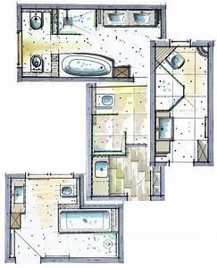 Kleine Bäder Grundrisse : badplanung badrenovierung badeinrichtung wiesbaden ~ Lizthompson.info Haus und Dekorationen