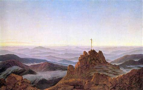 Caspar David Friedrich, Morgen Im Riesengebirge.jpg