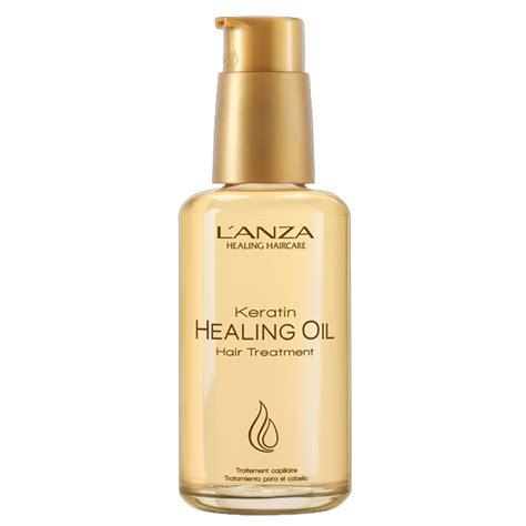 Keratin Healing Oil Hair Treatment – L'ANZA Healing Haircare