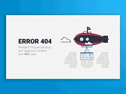Error404 Dribbble