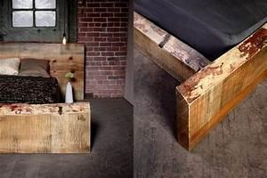Möbel Aus Altholz : moderne rustikale m bel aus altholz produziert blog an na haus und gartenblog ~ Frokenaadalensverden.com Haus und Dekorationen