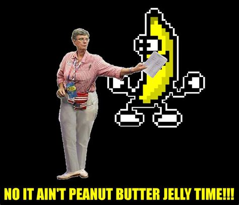 Know Your Meme Peanut Butter Jelly Time - joan the silencer no it ain t peanut butter jelly time joan the silencer know your meme