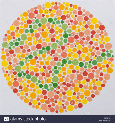 color vision ishihara color vision test plates used for color blindness