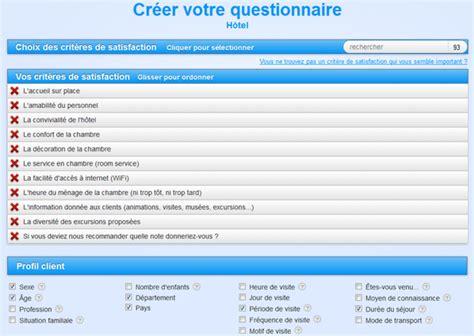 Exemple Questionnaire Satisfaction Client Gratuit Dt32