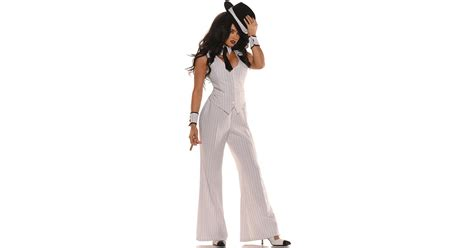 Womens Mob Boss Gangster Costume