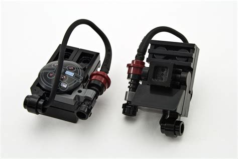 Lego Proton Pack by Review Lego 21108 Ghostbusters Ecto 1 Rebrickable