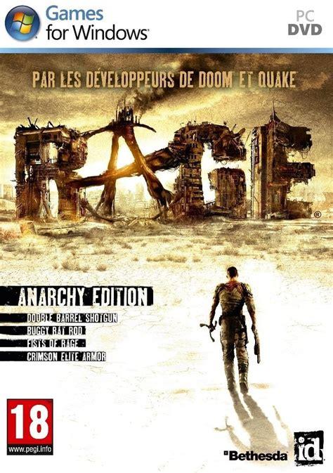 Rage Sur Pc Jeuxvideocom