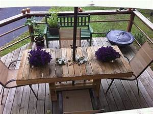 Terrasse Aus Paletten : m bel aus holz paletten 46 einzigartige tipps f r sie ~ Whattoseeinmadrid.com Haus und Dekorationen