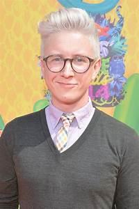 Tyler Oakley White Hair | www.pixshark.com - Images ...