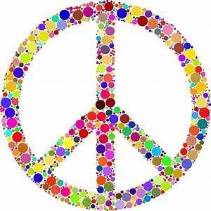 Cool Colorful Peace Signs - ClipArt Best