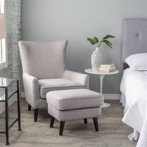 Bedroom Occasional Chairs by To It Belham Living Wool Herringbone Occasional