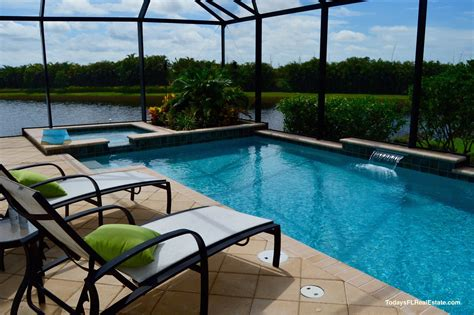 Swimming Pool Homes Cape Coral  Cape Coral Real Estate